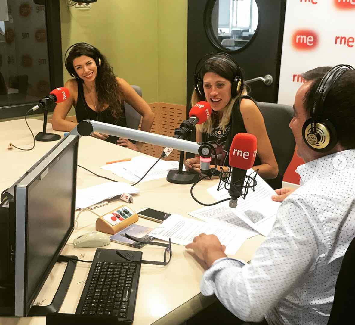 Entrevista en RNE Radio Nacional 4, Programa Metropoli